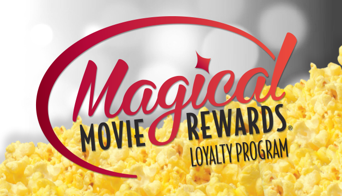 Magical Movie Rewards Loyalty Program
